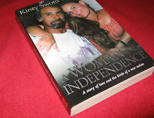 A WOMAN OF INDEPENDENCE ~ Kirsty Sword Gusmão.  Story Love & Birth of New Nation