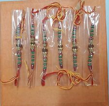 India-Rakhi-Brother-Raksha-Bandhan-Friend-Bracelet-Wrist-Friendship-pack of 6