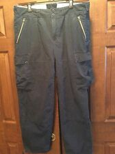 Polo Ralph Lauren Cargo Pants Navy Blue Size 38/32