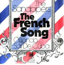Cover The Sandpipers The French Song Cuando Sali De Cuba (Only Cover)