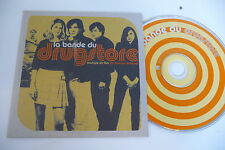 LA BANDE DU DRUGSTORE CD OST POCHETTE CARTONNEE CREAM THE TROGGS EASYBEATS ...