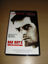 Bad Boy's In The City VHS Charlie Sheen