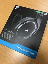 Authentic Sennheiser HD 598 Cs Special Edition Over-Ear Headphones Black RRP£199