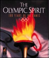 The Olympic Spirit: 100 Years of the Games, Wels, Susan, Good Book