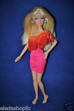 BIG FLAT FOOT BEACH BARBIE DOLL
