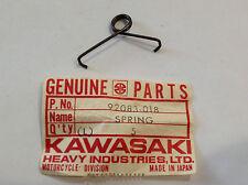 Molla pedale cambio - Kick Pawl Spring  - Kawasaki Z1000 NOS 92083-018