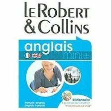 Dictionnaire Le Robert & Collins Mini Plus anglais