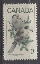 Canada #478 5c Green, Black And Red 1968 Gray Jays F 70 NH NF/LFSD
