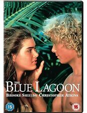 The Blue Lagoon DVD Brooke Shields New and Sealed Original UK Release Region 2