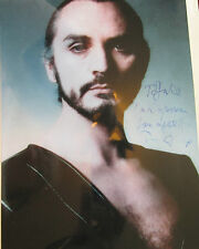 7x6 Hand Signed Photo of Terence Stamp - Star Wars & Superman