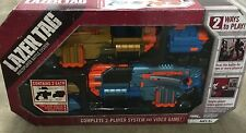 TIGER LAZER TAG Multiplayer Battle System * BRAND NEW IN FACTORY SEALED BOX *