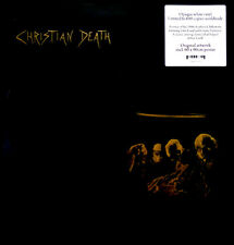 CHRISTIAN DEATH Atrocities 2016 Limited Edition White vinyl LP NEW/SEALED