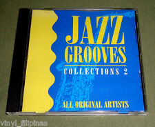 U.S.A.:JAZZ GROOVES 2 CD,Henry Johnson,Joe McBride,Tony Gable & 206,JAZZ POP