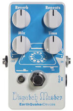 New Earthquaker Devices Dispatch Master Delay & Reverb Pedal V1