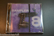 Naim Label Sampler 8 CD (Brand new sealed in cellophane)