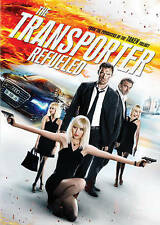 The Transporter Refueled (DVD, 2015) Like New in Widescreen producers of taken