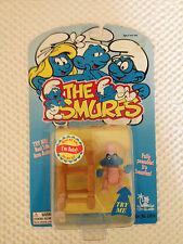 Baby Smurf - Poseable Figure - Toy Island - 1996 - Asst. No. 13010 - Unopened
