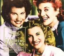The Best of the War Years by The Andrews Sisters (CD, Jul-2001, Cleopatra)