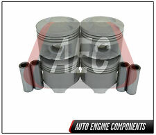Piston Set Fits Honda Civic Del Sol 1.5 L  D15B1, 2, 6, 7, 8  4  SOHC #P7152