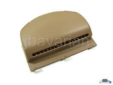 Genuine BMW Beige Rear Seat Belt Cover Trim E36 Convertible ONLY