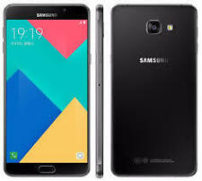 "New Imported Samsung Galaxy A9 Pro Duos Dual 4G LTE 32GB 4GB 6.0"" 16MP 8MP Black"