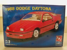 AMT / ERTL - 1988 DODGE DAYTONA - (3 'N 1) MODEL KIT (SEALED)