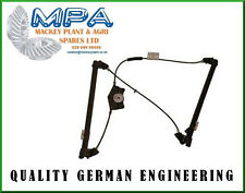 AUDI A4 01-08 RIGHT HAND FRONT WINDOW REGULATOR - GENUINE ORIGINAL GERMAN MADE