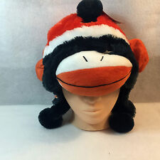Forever Collectibles NFL Chicago Cubs Orange Mucky Mohawk Dangle Hat