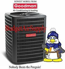 Goodman 3.5 Ton 16 Seer  HEAT PUMP-A/C Split Condenser  PRE Charged 410a