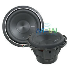 "2011 ROCKFORD FOSGATE® P2D4-10 10"" PUNCH P2 CAR AUDIO SUBWOOFER WOOFER 300W RMS"