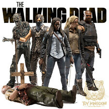 McFarlane Walking Dead TV Series 9 COMPLETE SET OF 6 Action Figures - IN STOCK!
