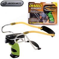 Genuine Barnett Diablo Catapult Slingshot with detachable wrist brace / support