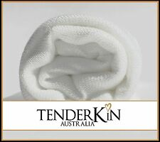 3 pack ULTRA SOFT Bamboo Muslin Baby Infant Swaddle Wrap 70cm x 70cm - TENDERKIN