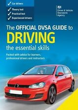 Official DSA Guide to Driving Manual Book The Essential Skills DVLA DSA 2017 *es