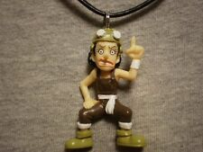 One Piece Usopp Figure Charm Necklace Anime Collectible Novelty Cool Jewelry
