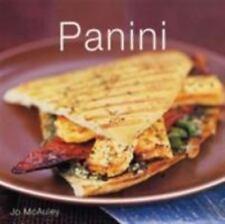 LIKE NEW - Panini by Jo McAuley (2010, Paperback)