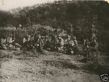 Ottoman Turkish Army Soldiers Troops World War 1, 5x4 Inch Reprint Photo 1