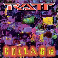Ratt: Collage  Audio Cassette