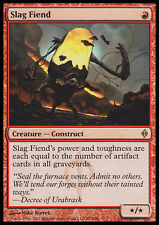 MTG SLAG FIEND - IMMONDO DELLE SCORIE - NPH - MAGIC
