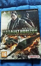 ACE COMBAT ASSAULT HORIZON LIMITED EDITION - PS3 - VERSIONE UFFICIALE ITALIA