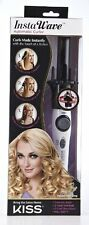 Kiss Instawave Automatic Hair Curler AS SEEN ON TV NEW OPEN/SLIGHTLY DAMAGED BOX