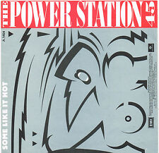 POWER STATION some like it hot AUSSIE PARLOPHONE 45rpm PICTURE SLEEVE_1985 mint