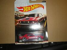 2017 Hot Wheels Vintage American Muscle #2 1967 FORD MUSTANG COUPE WALMART ONLY