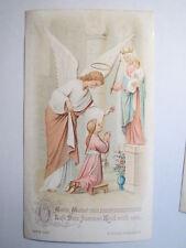 Königin der Engel - Maria / Andachtsbild Heiligenbild