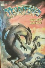 IL TERRITORIO - Jamie Delano e David Lloyd  - Magic Press