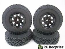 RC4WD 5 Lug 1.9 Stamped Steel Beadlock Wheels Dirt Grabber Tires Z-W0129 Z-T0051