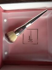IT Cosmetics ULTA #211 Live Beauty Fully All Over Powder Big Makeup Brush