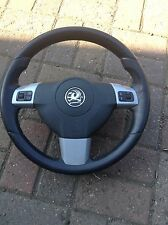 astra h leather Multifunction steering wheel and air bag