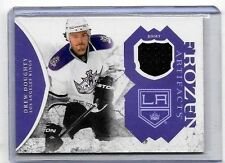 DREW DOUGHTY 2011-12 UD ARTIFACTS FROZEN ARTIFACTS GAME USED JERSEY