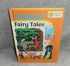 Grimm's Fairy Tales / Babar the King ,  Dandelion Library 1955